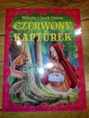 Książka Czerwony Kapturek