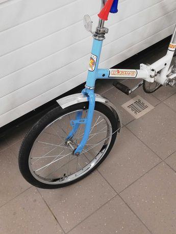 Rower z epoki PRL Wigry 3