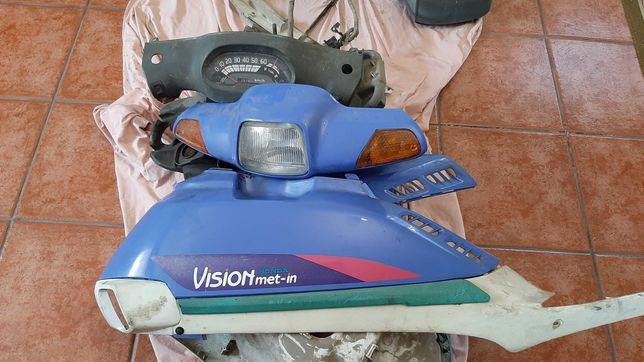 Peças de Honda Vision Met In