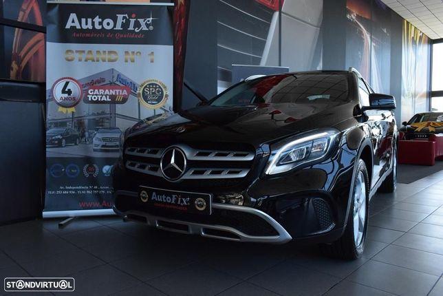 Mercedes-Benz GLA 200 CDi Style Aut.