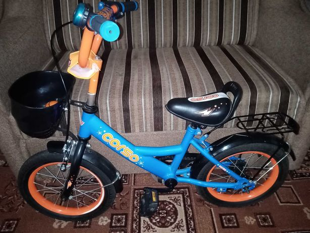 Продам детский велосипед в отличном состоянии. Только Кривой Рог!