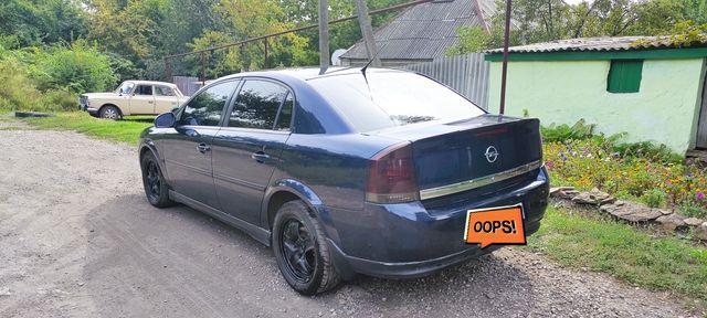 Opel Vectra C 2.2 ECOTEC