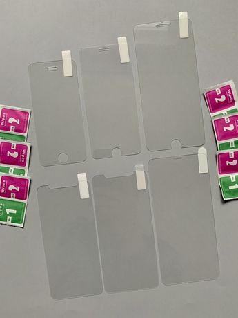 Защитное стекло для на Iphone 5 5s SE 6 6s 7 8 plus X Xs XR 11 pro Max