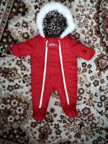 Комбінезон дитячий weatherproof холодна весна-осінь