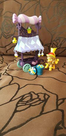My Little Pony Sweet Cart - wózek ze słodyczami stragan kram