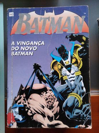 A Vingança Do Novo Batman