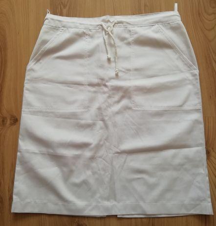 Nowa spódnica medyczna rozm 38 biała
