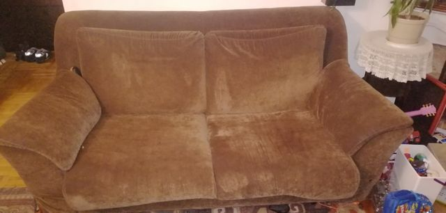 sofa + 2 fotele ..