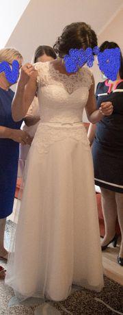 suknia ślubna By o la la MODEL carrara