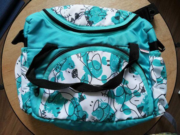 Nowa torba do wózka w koty BABYLUX