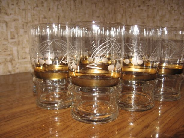 Продам стаканы из стекла