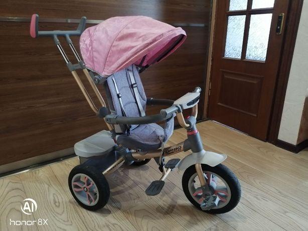 Детский трехколесный велосипед. Turbo Trike M 4058 дитячий велосипед з