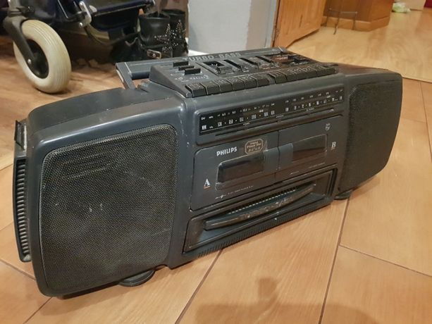 Radiomagnetofon Philips