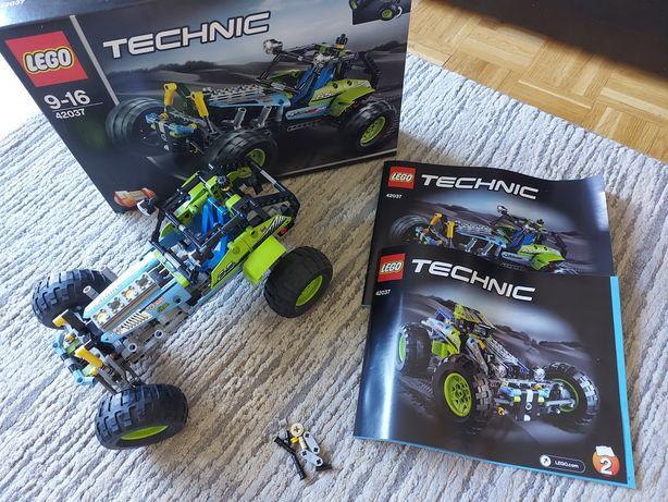 Klocki Lego Technic 42037 terenówka 2 w  1