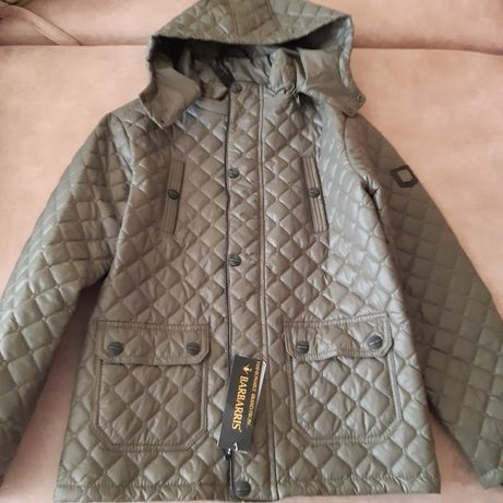 Куртка на мальчика фирмы Барбарис  Barbarris