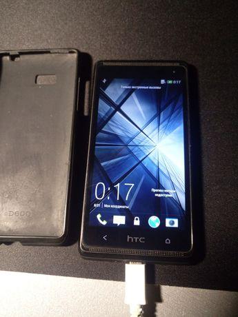 Мобильный телефон Htc desire 600 dual sim Beats Audio