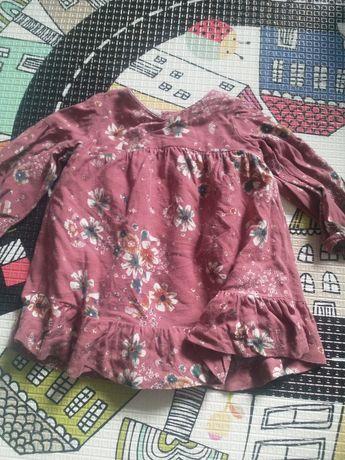 Sukienka Zara jak newbie 12-18 miesięcy