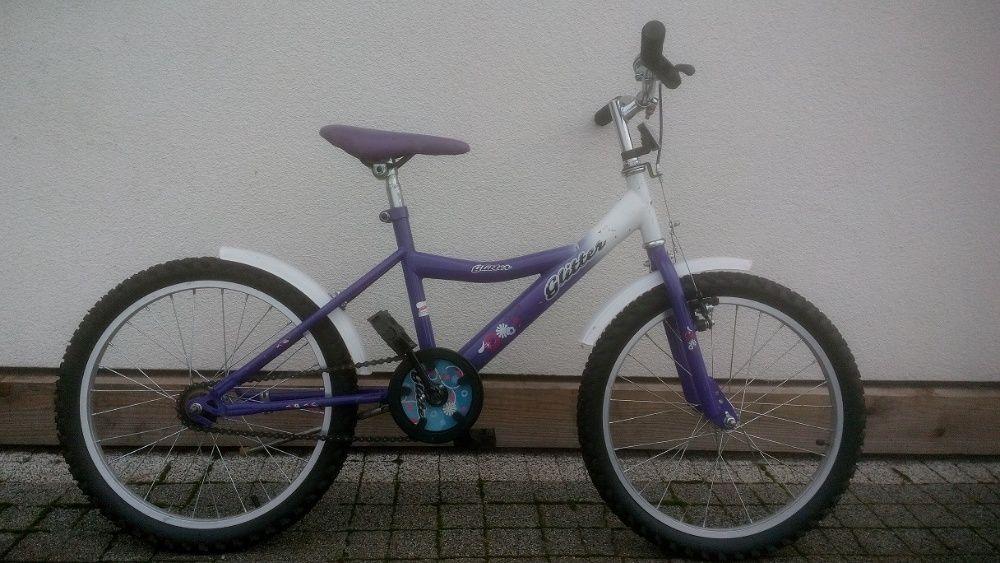 Rower dziecięcy GLITTER - 20 cali koła Tarczyn - image 1