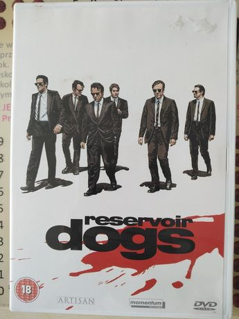 Film DVD Reservoir Dogs