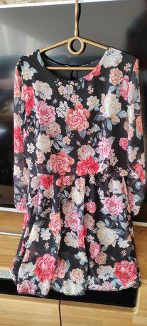 Sukienka dla dziewczynki r. 146