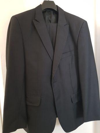Garnitur Vestito - czarny