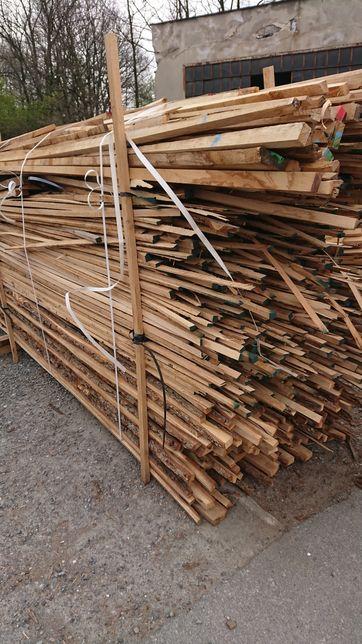 Drewno opalowe bukowo  po suszarni