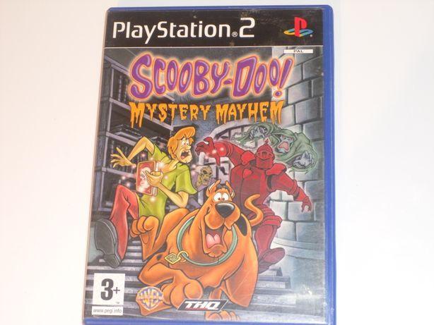 Scooby Doo Mystery Mayhem PS2 Playstation 2