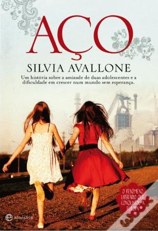 Aço de Silvia Avallone (portes incuidos)