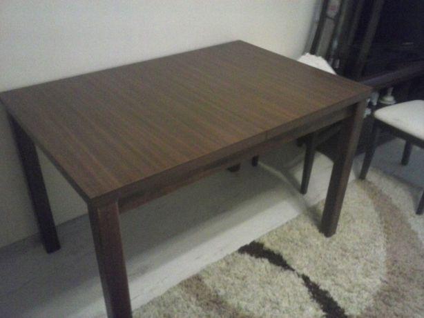 Stół prostokątny rozkłady