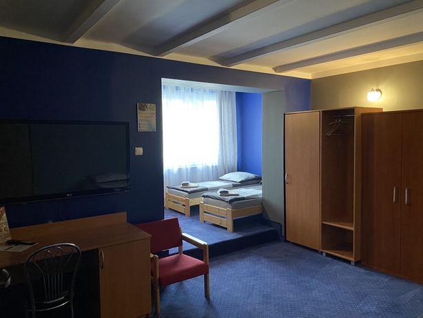 Pokój o wysokim standardzie hotelowym Albatros Noclegi Rzeszów