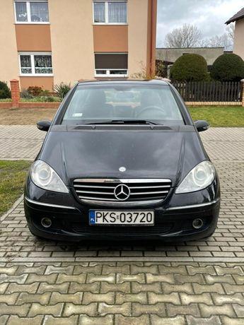 Mercedes A klasa W169 180 CDI AVANTGARDE 2.0 diesel