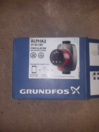 Pompa Alpha2 25-80