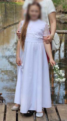 Alba komunijna, sukienka do komunii