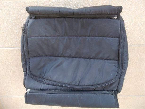 Solidna Torba, bagażnik do wózka glebokiego