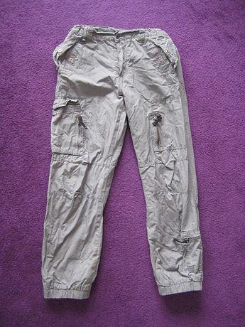 Spodnie ocieplane 158