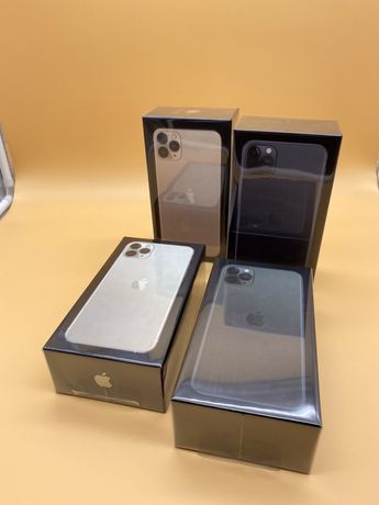 Iphone 11  pro max 256 Gray Gold Green silver