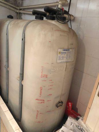 Zbiornik na olej opałowy 2000 litrów