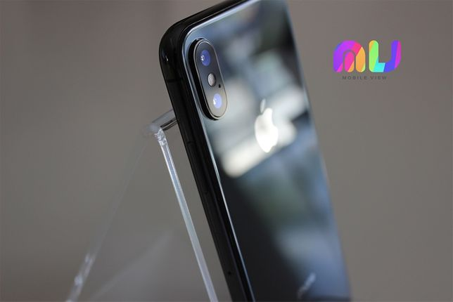 iPhone X 64GB Preto A+ Garantia 12 meses - Desbloqueado