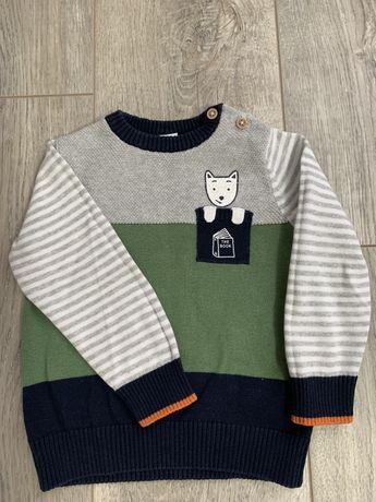 Стильный свитерок на мальчика