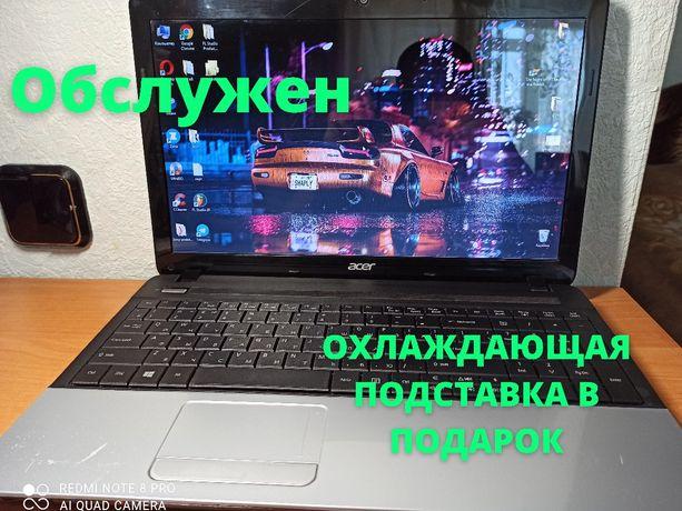 Ноутбук Acer core i5/6gb ОЗУ/GeForce 710m 2gb