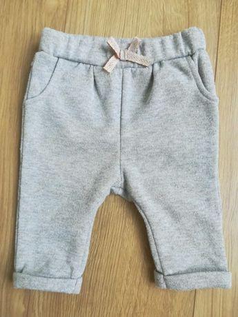 Eleganckie spodnie dziewczęce RESERVED