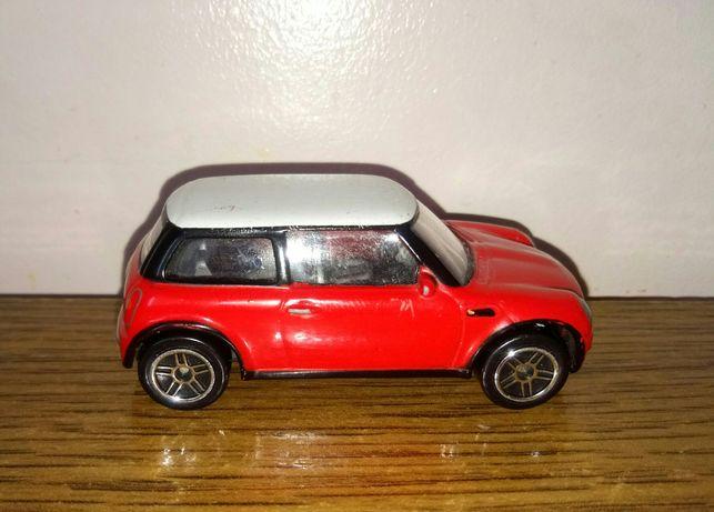 Mini Cooper Hatch 1 (метал) машинка