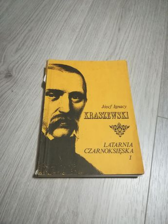 Książka Latarnia Czarnoksięska - Józef Ignacy Kraszewski