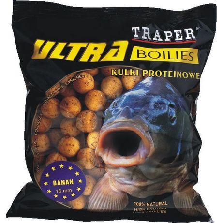Kulki kule proteinowe 16mm. 500g. wanilia