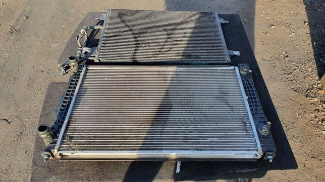 Chłodnica wody klimatyzacji VW passat B5 2.0