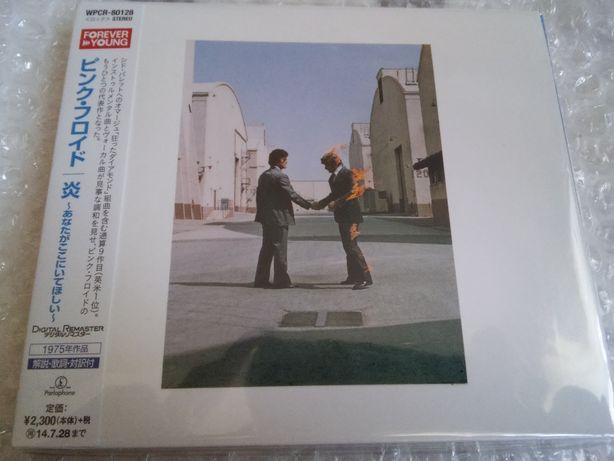 Pink Floyd - Wish You Were Here'75 Japan CD