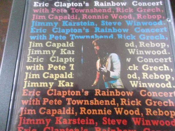 "Eric clapton´s – ""rainbow concert"""
