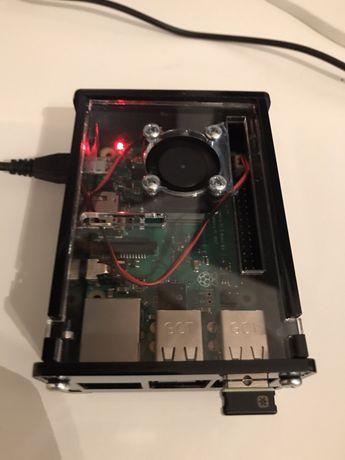 Sprzedam Raspberry Pi 3+ mega zestaw