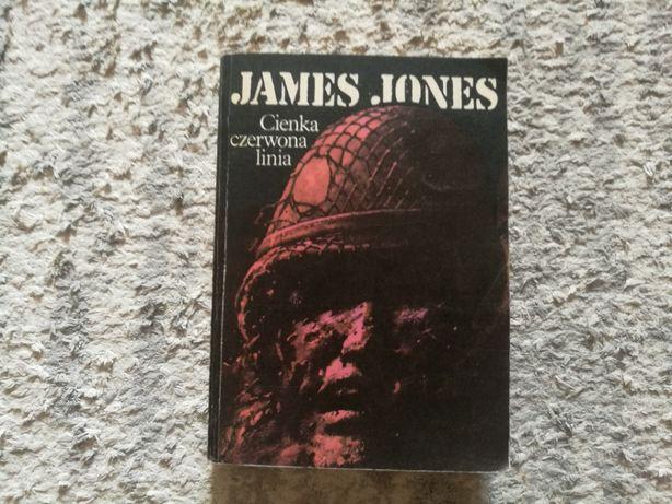 Cienka czerwona linia James Jones