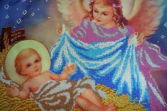 """Картина """"Ангел-охоронець немовлят"""""""